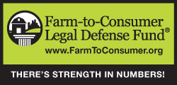 Farm-to-Consumer Legal Defense Fund www.farmtoconsumer.org