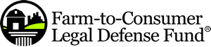 Farm-to-Consumer Legal Defense Fund Horizontal Logo
