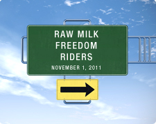 Raw Milk Freedom Riders