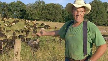 Joel Salatin's Warm Welcome for Fund Benefactors