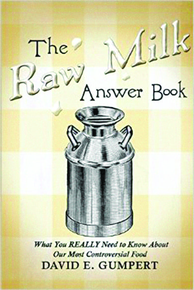 RawMillkAnswerBook