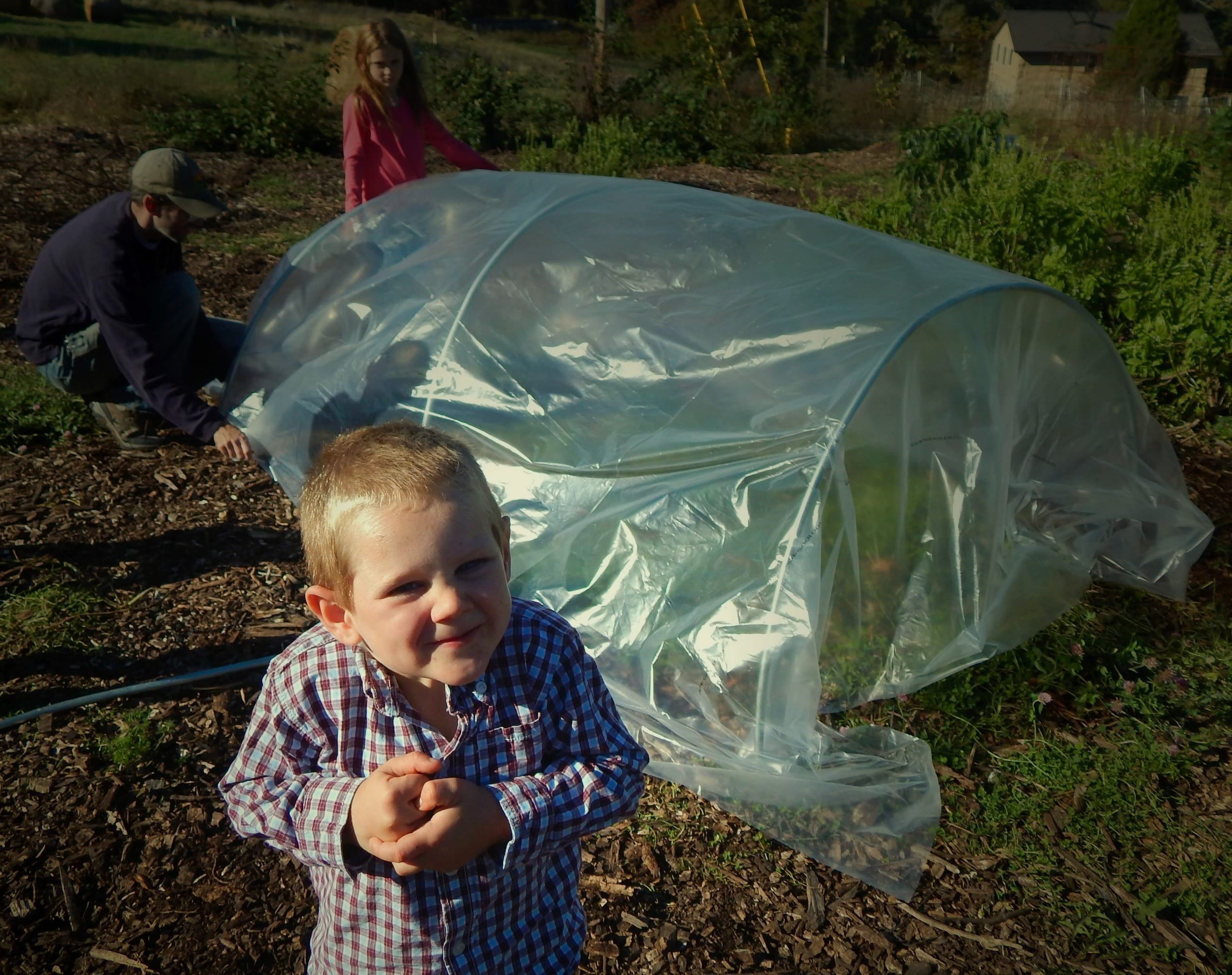 New Membership Category for Homesteaders