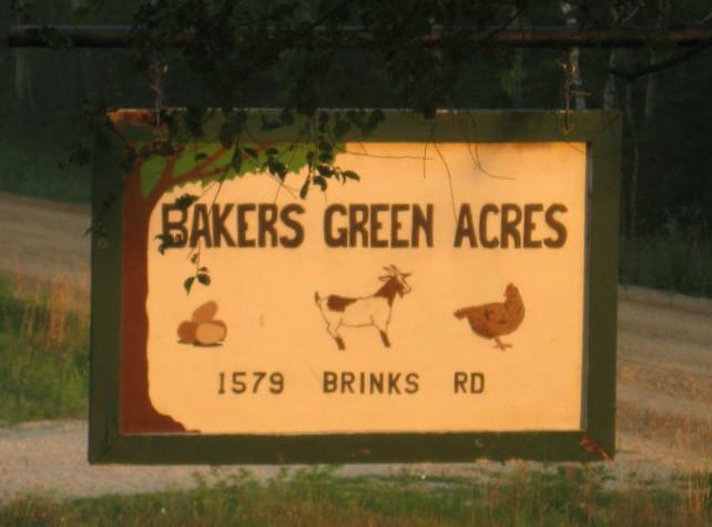 Raid on Bakers Green Acres