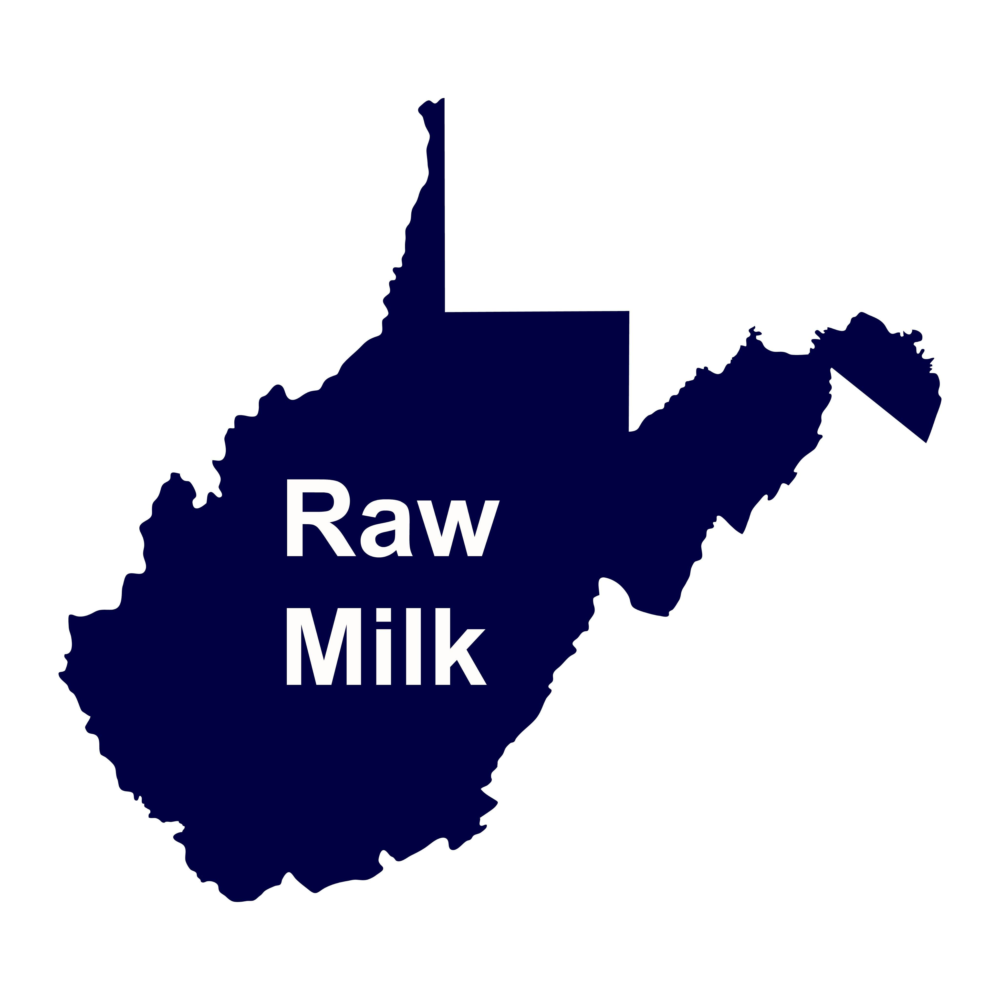 West Virginia Raw Milk: Making the Legal Illegal