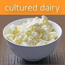 Cultured Dairy