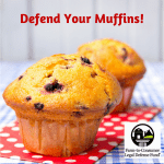 Muffins as Contraband