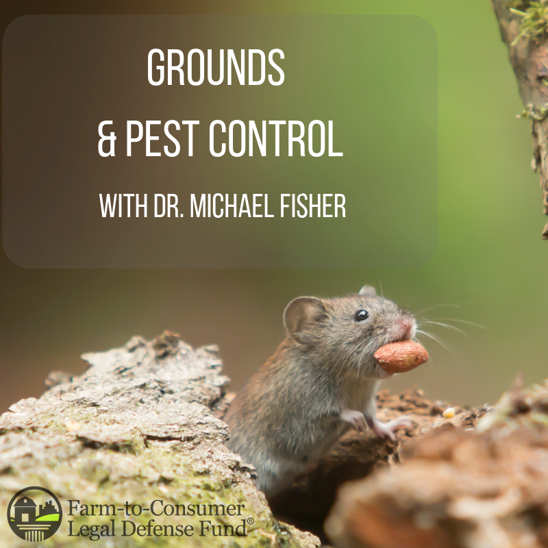 Grounds & Pest Control