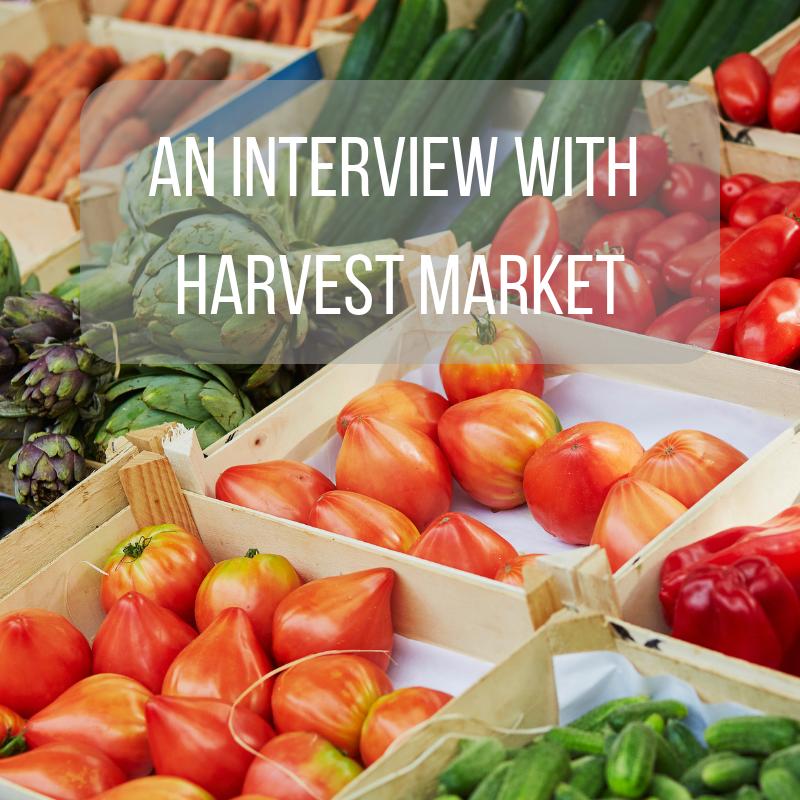 Harvest Market Interview Photo