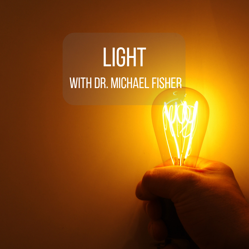Lightbulb with Text