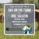 Joel Salatin at Reverence Farms