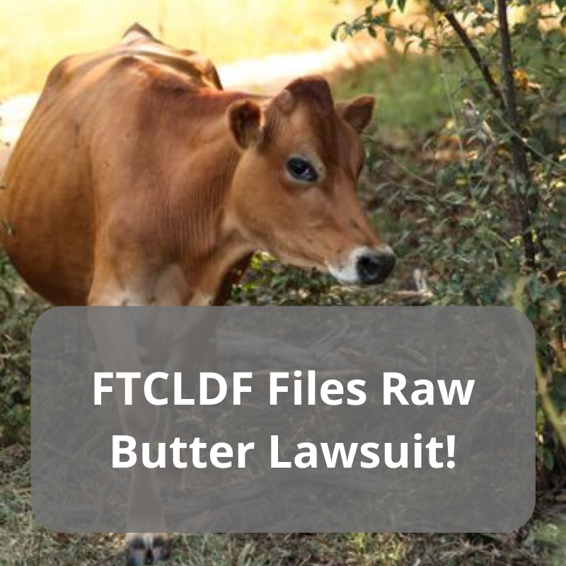 Raw Butter Lawsuit