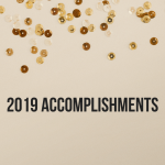 2019 Accomplishments