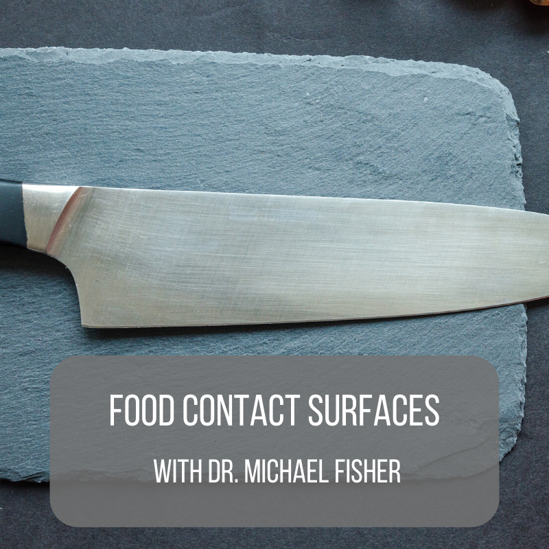 Food Contact Surfaces