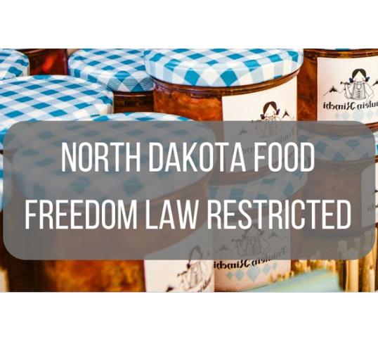 North Dakota Food Freedom