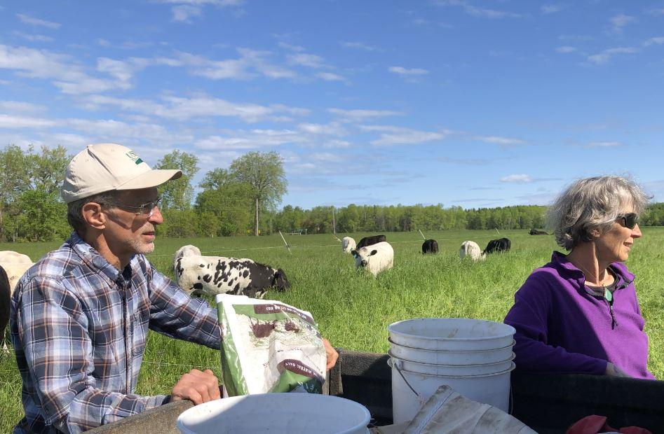 Health Hero Farm Bob and Joan