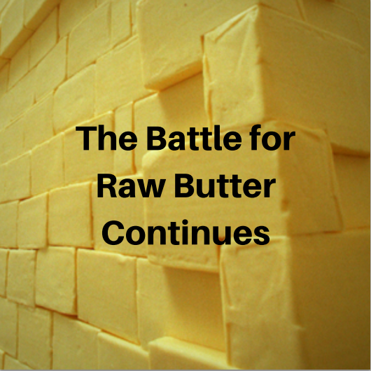 Raw Butter Battle