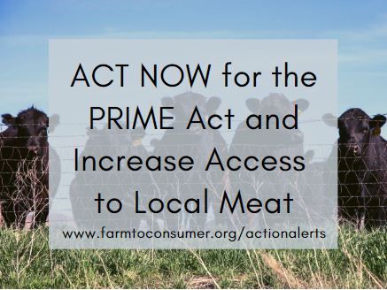 PRIME Act Action Alert with Cows