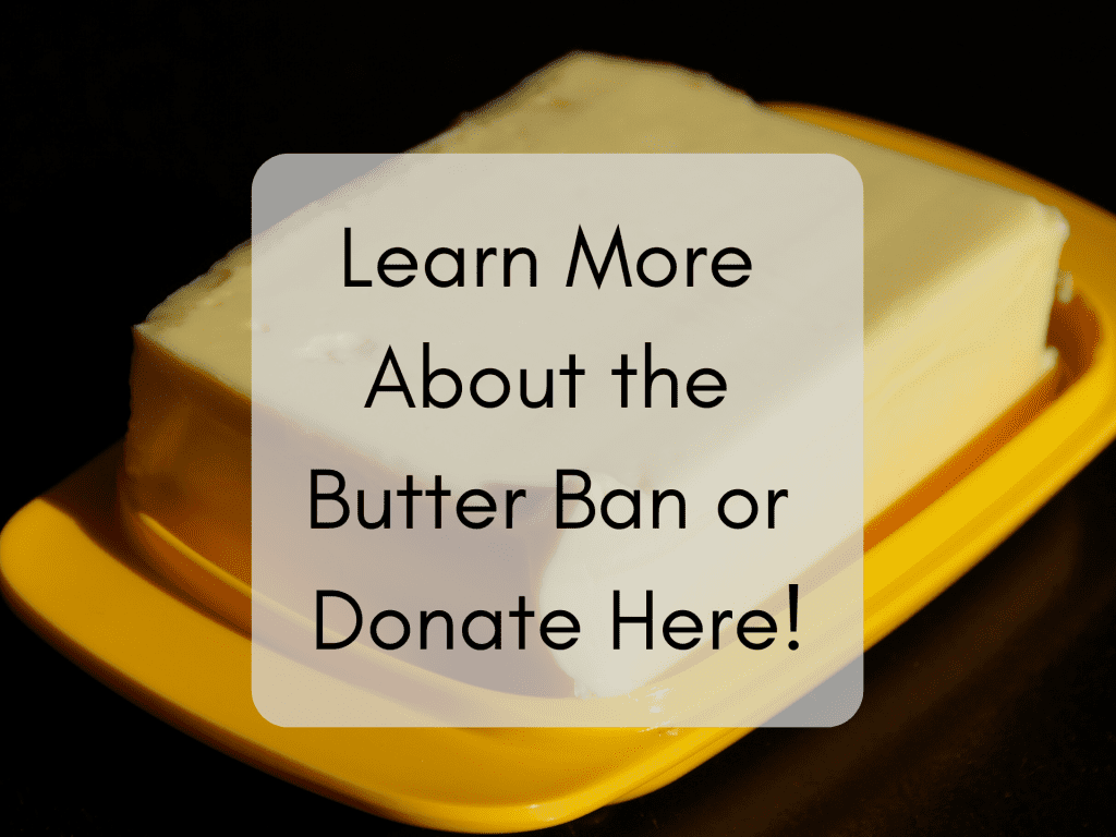 Butter Petition