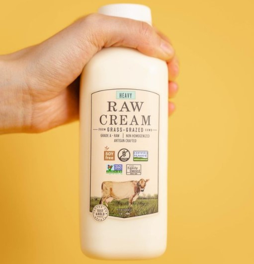 OPDC Raw Cream