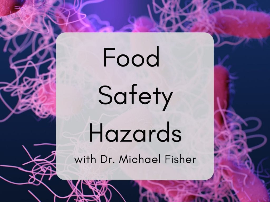 Microbes Food Safety Hazards
