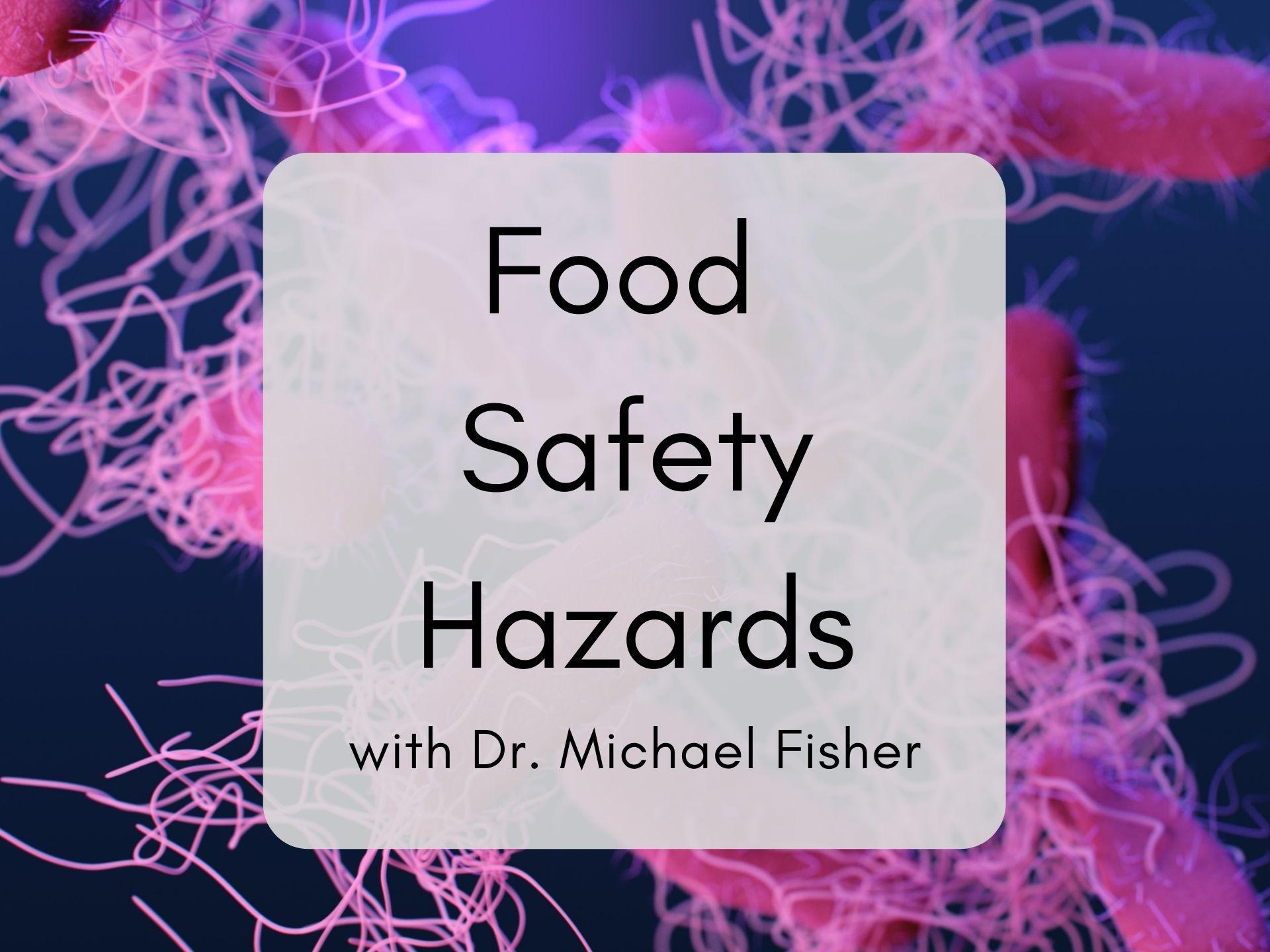 Microbes Food Safety Hazards